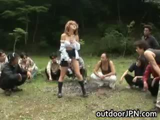 kalidad japanese malaki, ikaw group sex, interracial sariwa