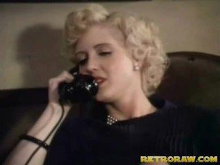 Klasik telephone porno