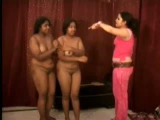bdsm, indian, spanking