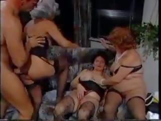gruppen-sex, grannies, hd porn