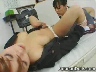 Asian Futanari babe Nympho!