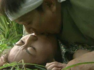 Rauh draußen sex außerhalb tokyo video
