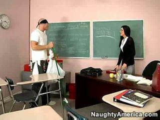 real študent glej, najboljše bela, svež cougar