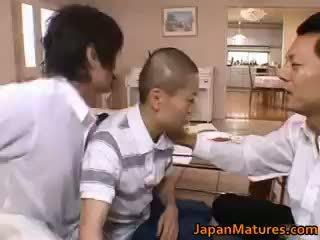 Miki sato 현실 아시아의 어머니 part1
