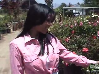Latina country girl Elena Heiress was picked up