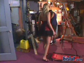 Olivia gets spanked