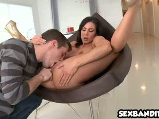 Kendra Lust perfect round ass and tits 08