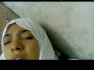 Wonderful mesir arabic hijab gadis kacau di rumah sakit -