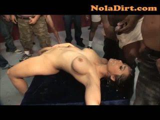 Cocksucking suhuvõtmine bukkake hoor