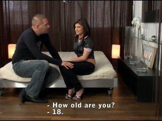 Virgin aching for sex