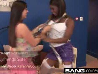 Bang.com: Horny Ebony Sluts