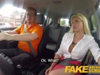 Fake driving skola bārbija sins sloppy minēts un karstās