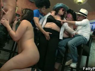partiet sex, bbw gangbang, bbw group