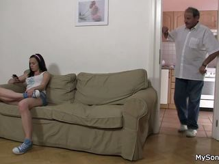 หญิง ขึ้นขี่ พ่อ inlaw ควย, ฟรี วัยรุ่น โป๊ 26