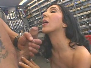 Sensual Sexy MomMa DiAna Prince Cracks Her Silky Smooth Lips With A Mgazooive Cock