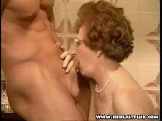 büyükanne, büyükanne, oral seks