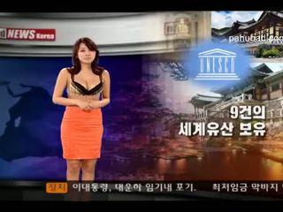 Telanjang berita korea bagian 3