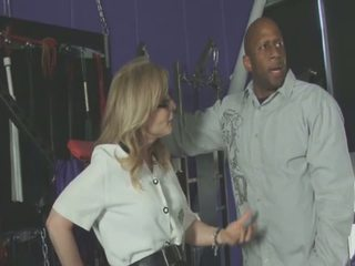 Nina Hartley get fucked hard with a BBC