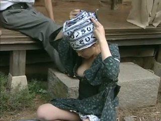 Jaapani horniest koduperenaine kunagi
