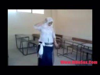 Arab egypte dance i skola