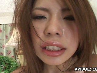 japanisch, blowjob, rasiert