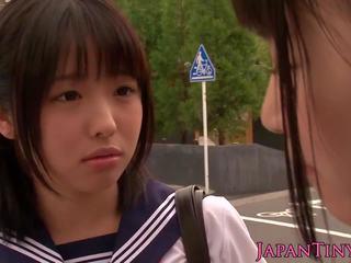 japānas, trijatā, sejas