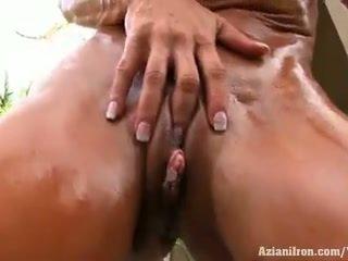 gros seins, rasée