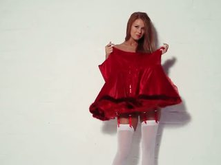 Amelia talon appreciates poding par playboy uz viņai sleaze zeķe