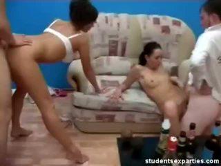 Μείγμα του βίντεο από μαθητής/ρια σεξ parties