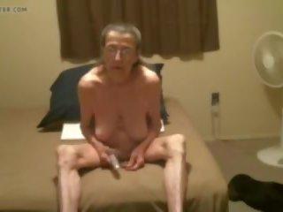 lodra seksi, i vjetër, gjyshe