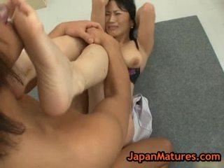 Natsumi kitahara acquires screwed жорсткий