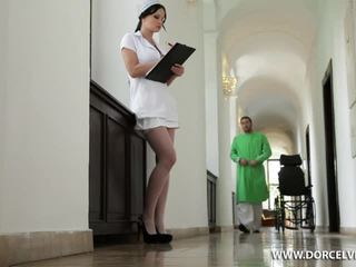Krankenschwester abbie