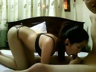Amatuer в'єтнамська пара