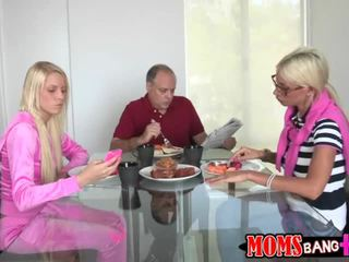 Video blackmail with Puma Swede and Vanessa Cage