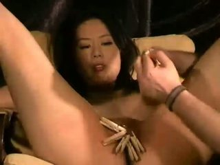 Asian Tigers Whipped Pussy and oriental bondage