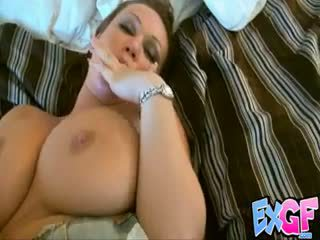 ExGF - Finger in Ass