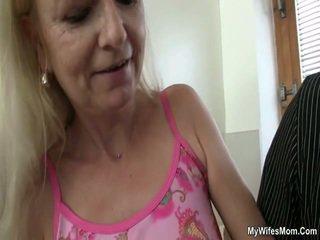 Старий мати loves пеніс