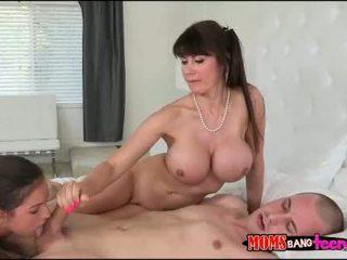 Eva karera et shae summers sharing hardcock