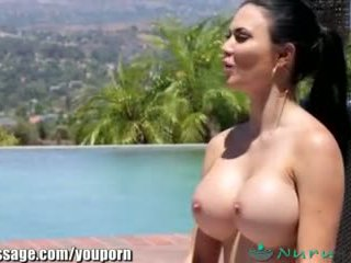 Nurumassage jasmine jae s stepson joins v