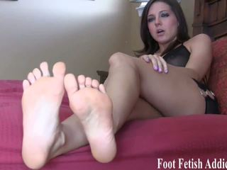 Worship My Feet and I will Reward You, HD Porn 7f