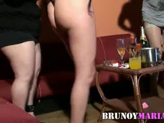 lisan, seks, pesta